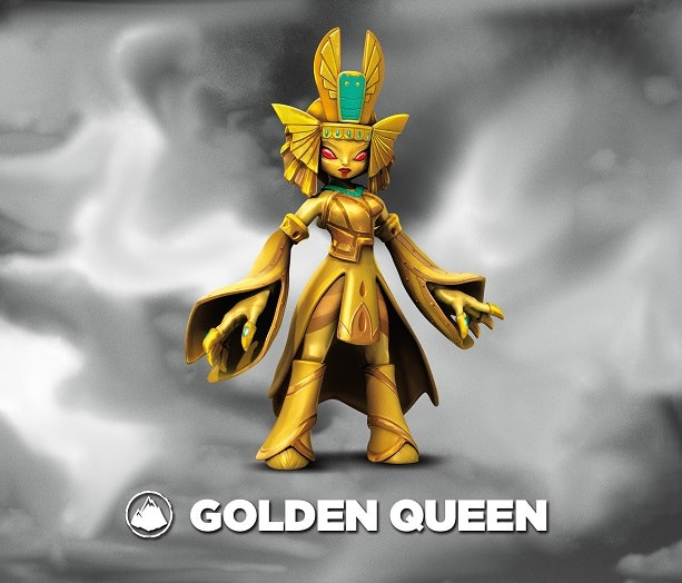 Image Golden Queen (Skylander)