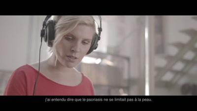 Vidéo Le psoriasis ne se limite pas à ma peau _ Mixer ma musique librement