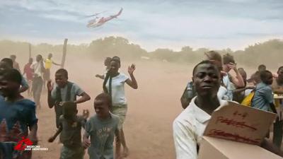Vidéo Pub TV- MSF-Je suis ton testament