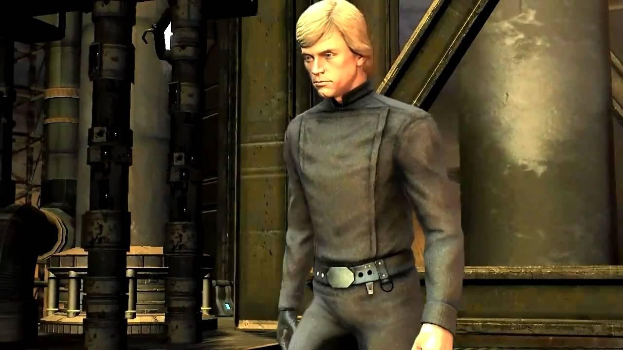 Image Luke Skywalker dans les jeux Star Wars