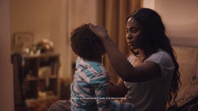 Vidéo ATTALI_Panadol Enfant_la methode douce_30 sec