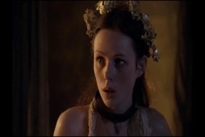 Vidéo Williams Brooke dans Spartacus