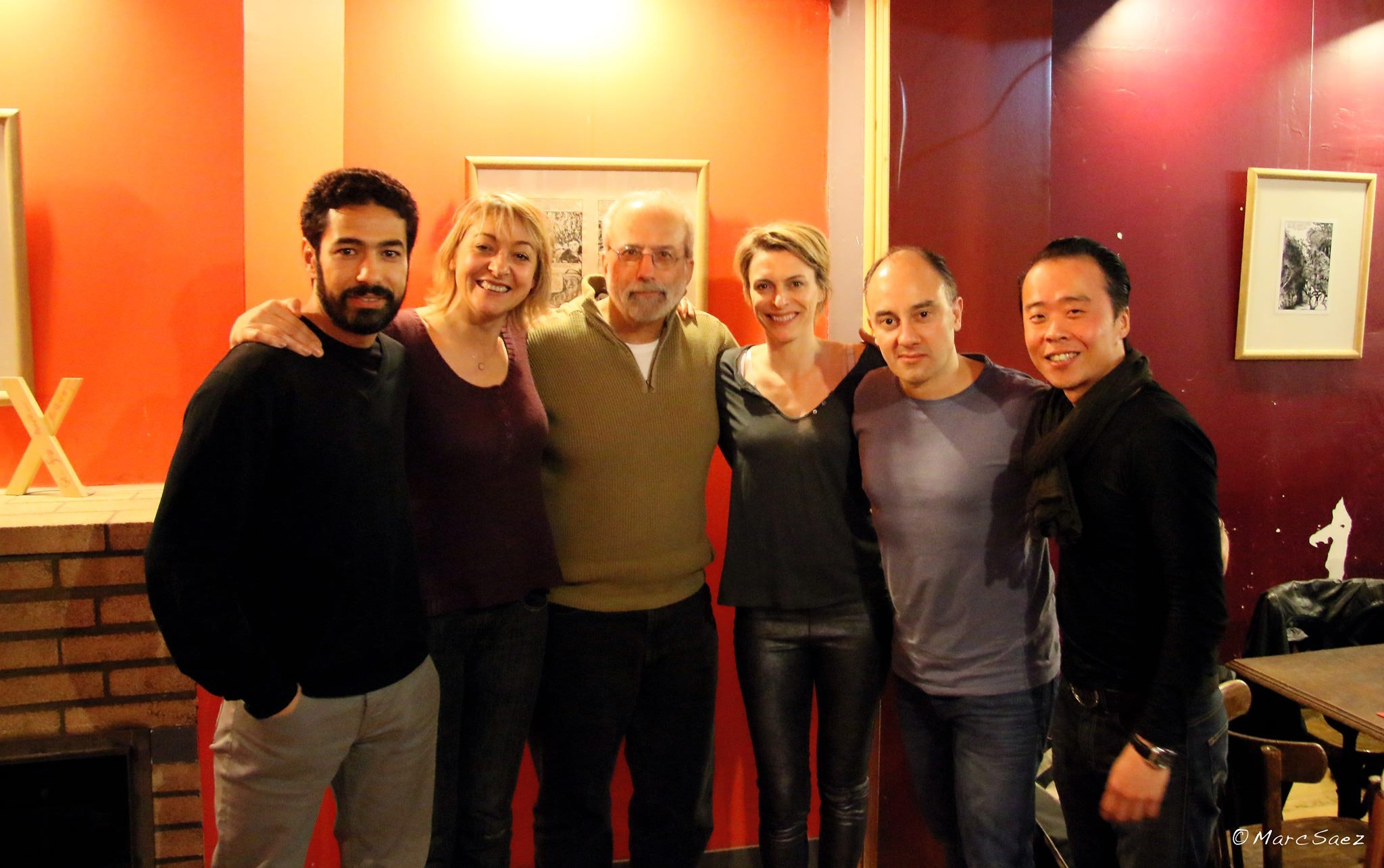 Image Tom Fontana in Paris with Marc SAEZ and the À NU team.jpg