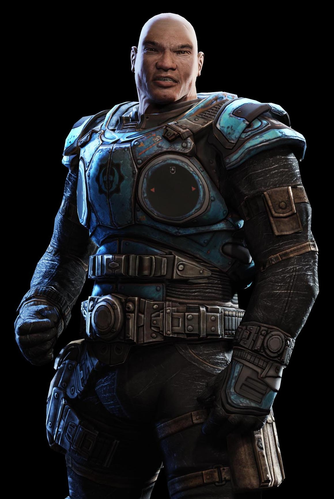 Image Minh Young Kim dans Gears of War