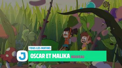 Vidéo Voix-off CANAL J - Oscar et Malika !