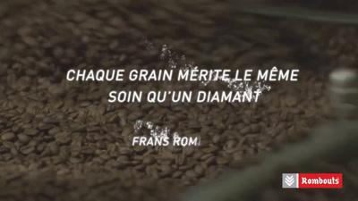 Vidéo Rombouts- la passion du café