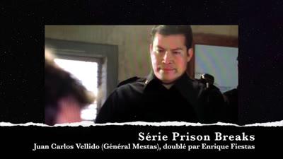 Vidéo Prison Break - Doublage (FR)