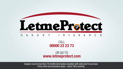 Vidéo Let Me Protect, London-based insurance company