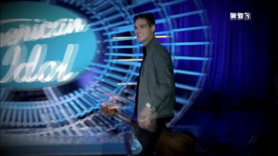 Vidéo American Idol - Nick Merico