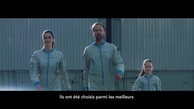 Vidéo Tournage pub- TGV