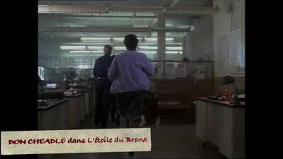 Vidéo MARC SAEZ - Mes Voix de doublage - Voix française de DON CHEADLE dans L'étoile du Bronx