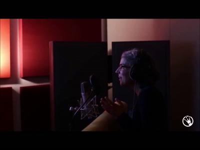 Vidéo Séance d'enregistrement pour Lunii