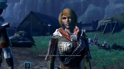 Video Clip Star Wars: The Old Republic - Bounty Hunter (PC-Spiel)