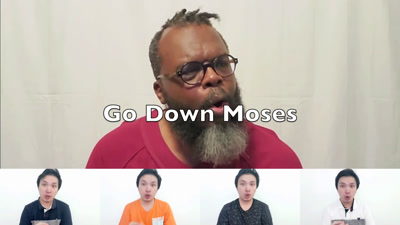 Video Go Down Moses