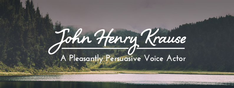 John Henry Krause's cover page