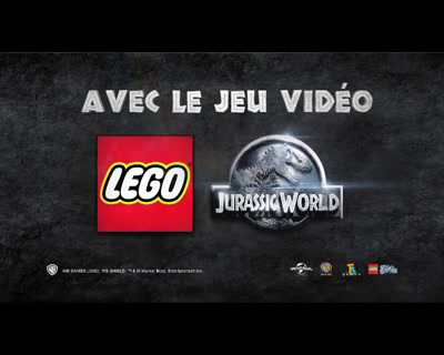 Vidéo Jurassic World BILLBOARD
