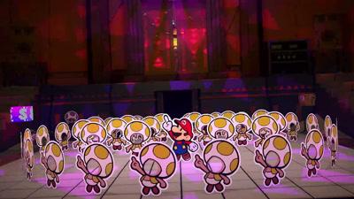 Vidéo Pub Nintendo - Paper Mario (version courte)