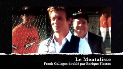 Vidéo The Mentalist - Doublage (FR)