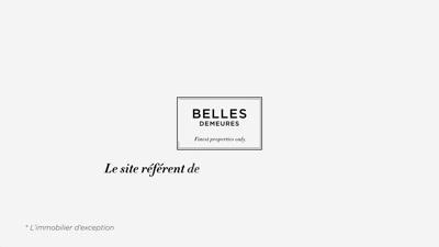 Vidéo Billboard - Belles Demeures - Ville -