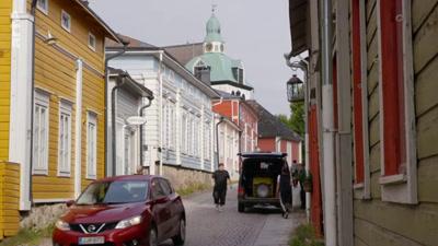 Vidéo Une croisière estivale sur la Baltique - Finlande - Arte