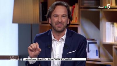 Vidéo La Grande Librairie Les « Corrections »  L'Amérique sous la loupe de Jonathan Franzen