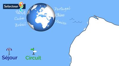Vidéo Spot TV Ouest Voyages