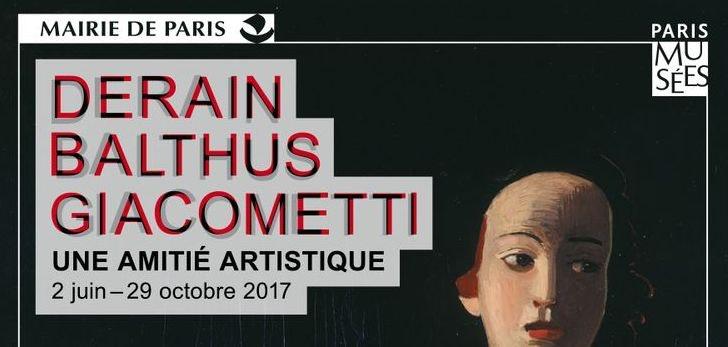 Image Derain, Balthus, Giacometti