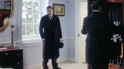 Vidéo Extrait doublage Downton Abbey - Molesley & Bates