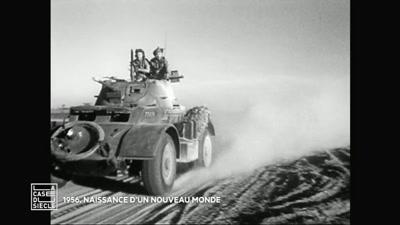 Vidéo France 5_1956_naissance nouveau monde