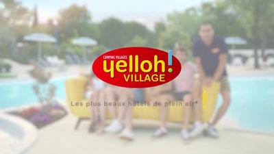 Vidéo BILBOARD - Yelloh! Village
