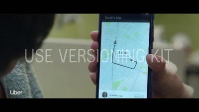 Vidéo Uber film