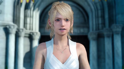 Vidéo Final Fantasy Kingslaive 2e extrait - Lunafreya