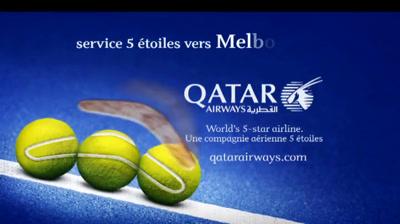 Vidéo QATAR AIRWAYS BILLBOARD Jacques Obadia FR