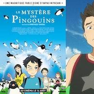 Image Doublage Mystère des pingouins_rôle de Suzuki