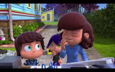 Vidéo Violette dans Kazoops