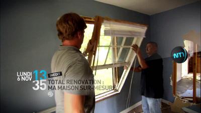 Vidéo Auto-promo Total Rénovation NT1