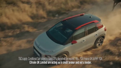 Video C3 Aircross SUV TVC