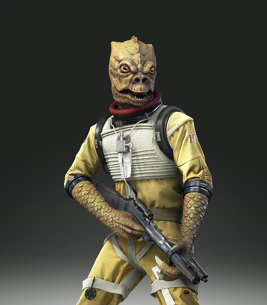 Image Bossk - Star Wars Battlefront