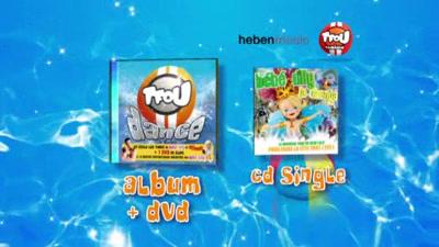 Vidéo Pub TV Compilation CD TFOU