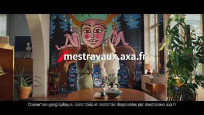 Vidéo Tournage pub - AXA