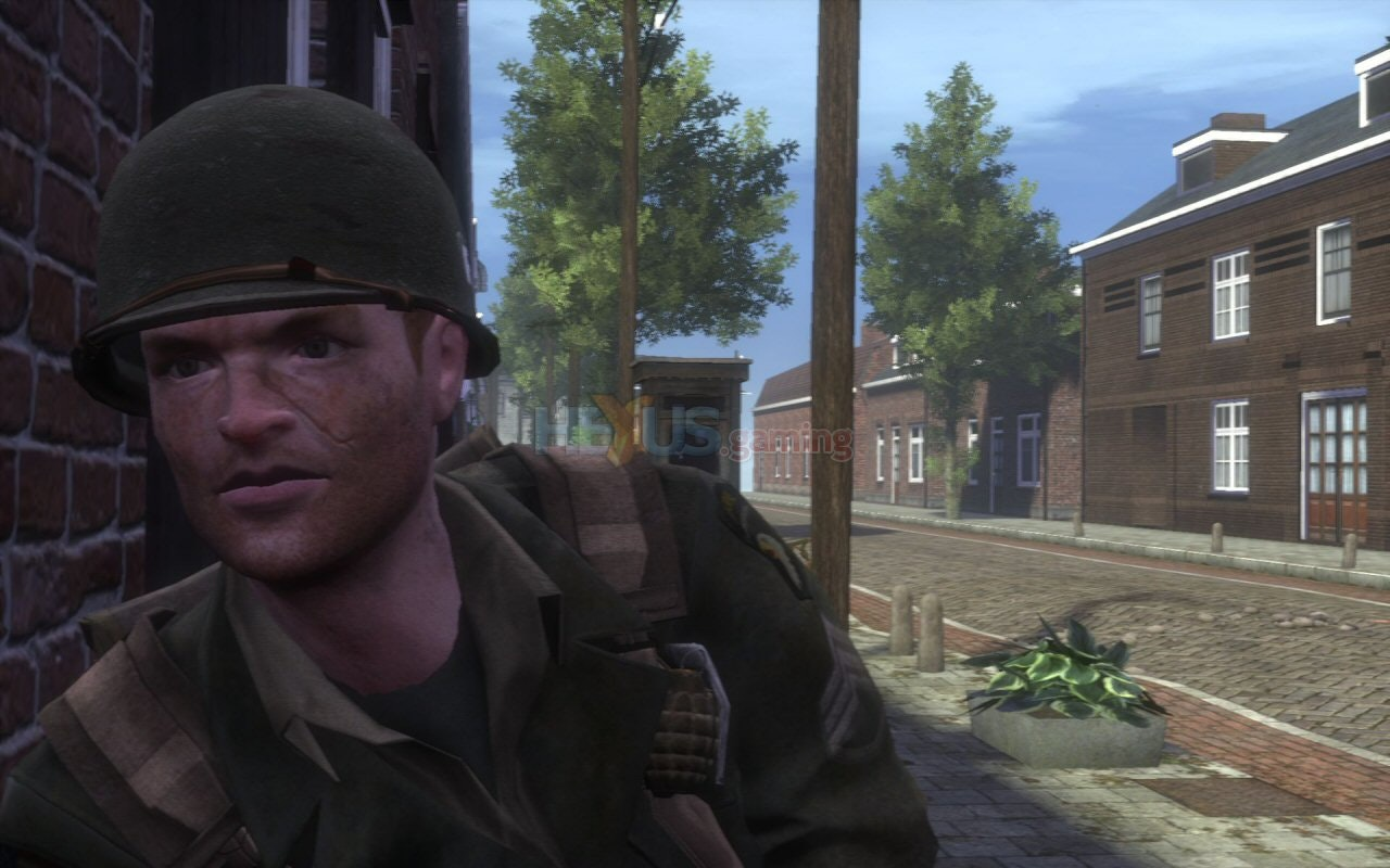 Image Joe Hartsock dans les Brothers in Arms
