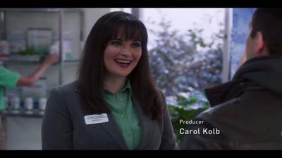 Vidéo Garver Christine dans Brooklyn 9-9
