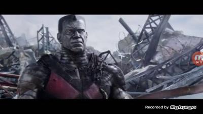 Vidéo Deadpool - Discours Colossus (2016)