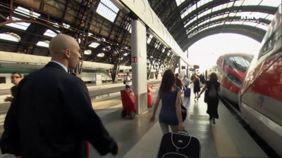 Vidéo Voice Over - Les trains de l'extrême - RMC Découverte 2020