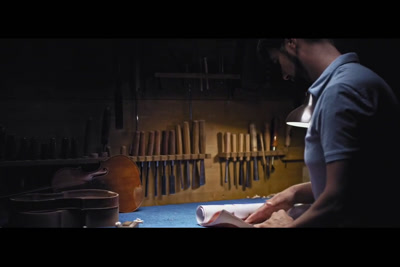Video Jakob Motter - Violinmaker Berlin