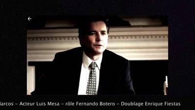 Vidéo Narcos  - Doublage (ES/FR)