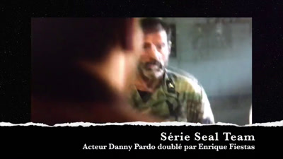 Vidéo Seal Team La loi de la jungle - Doublage (FR)