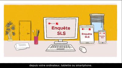 Vidéo Enquete SLS - Tutoriel