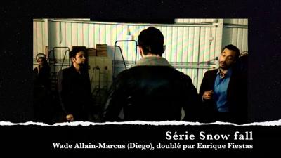 Vidéo Snow Fall série - Doublage (FR)
