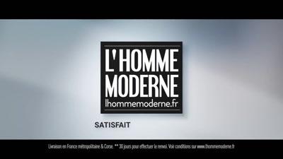 Vidéo L'HOMME MODERNE